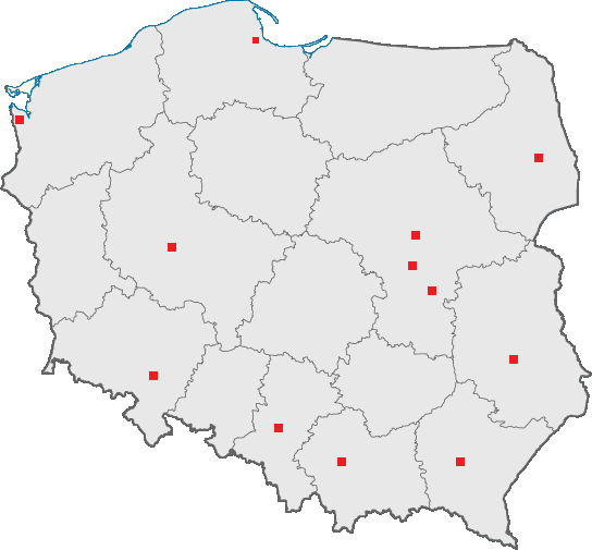 Agencja ochrony Kowalczyk location